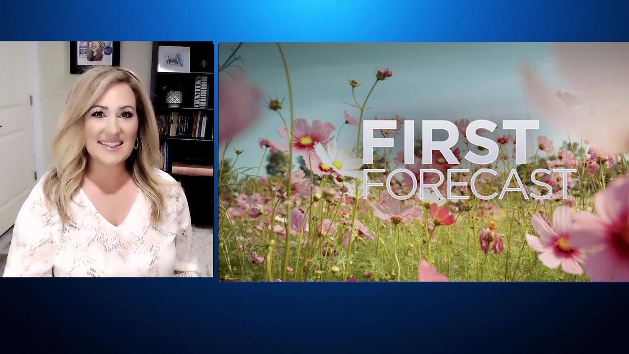 First Forecast Tonight- May 9, 2021