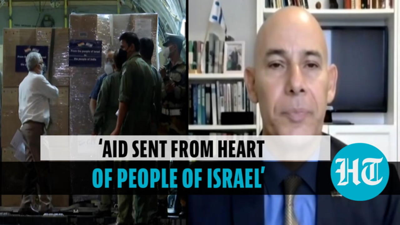 'Israel will send team of experts to help India amid Covid crisis': Envoy Ron Malka