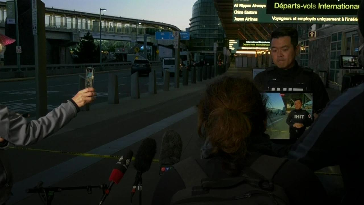 Man fatally shot at Vancouver airport in gang-related violence
