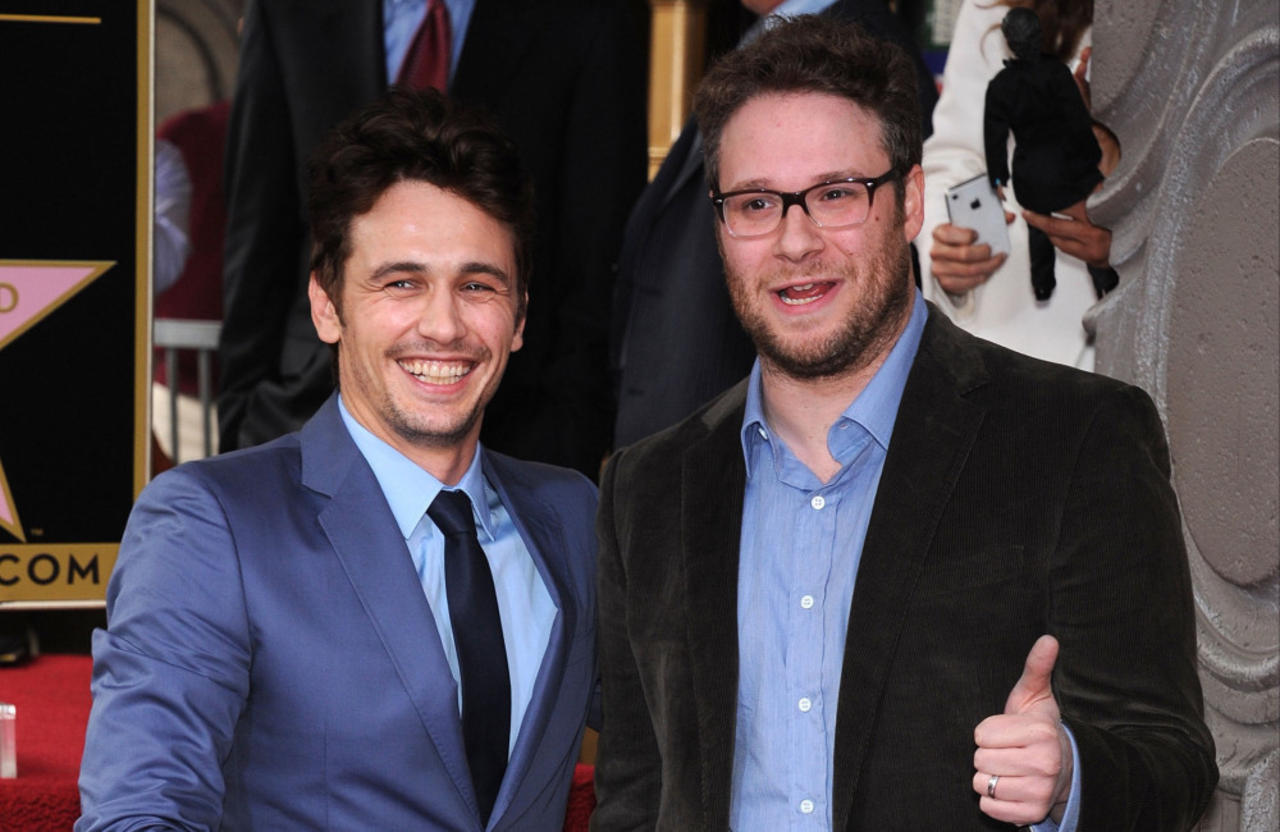 Seth Rogen has no plans to work with James Franco again after sexual misconduct accusations