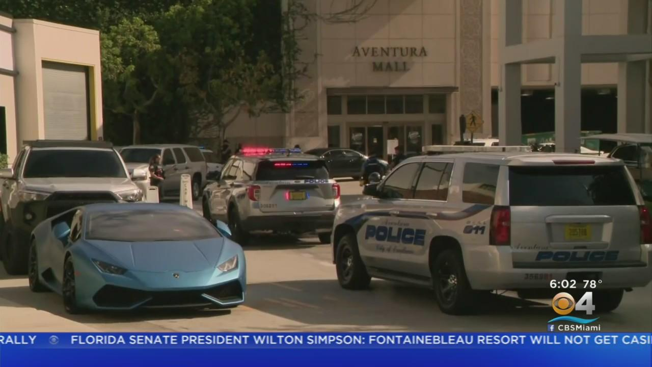 Search Continues For Gunman In Aventura Mall Shooting