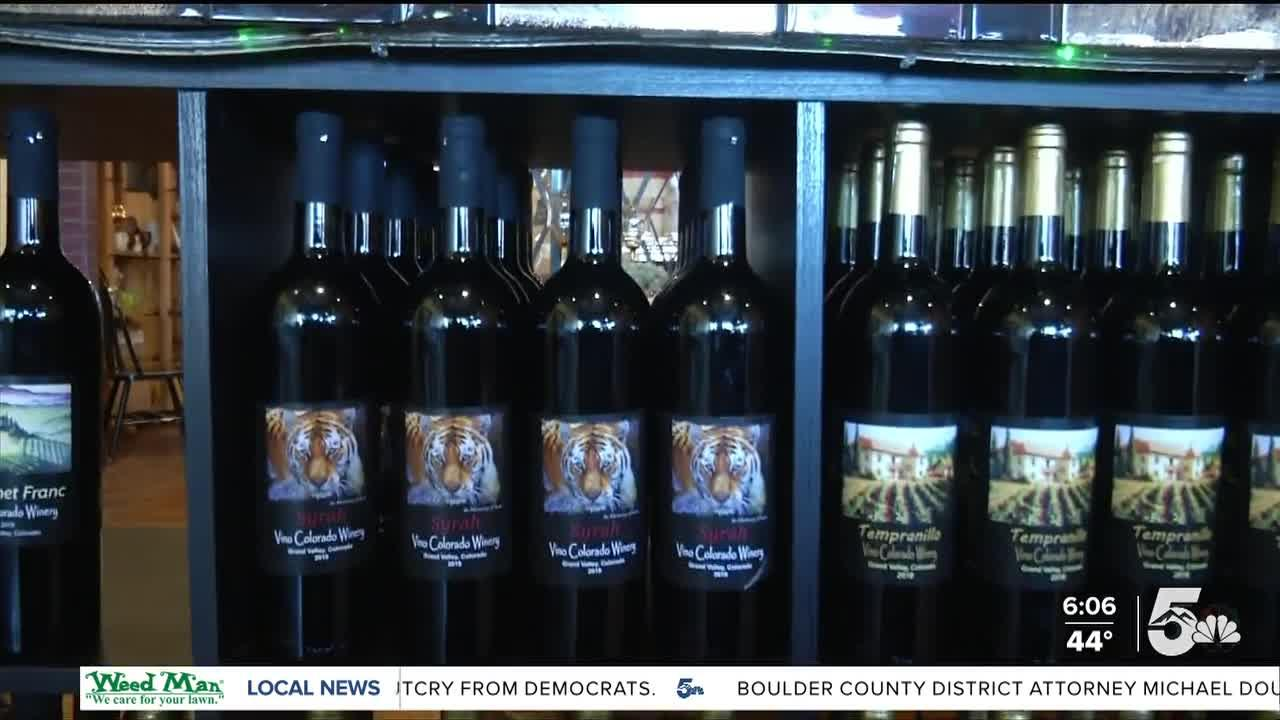 Local winery bounces back after being hit hard from pandemic