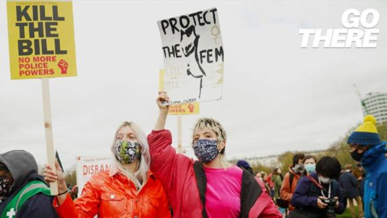 Inside an underground movement fighting for women's rights