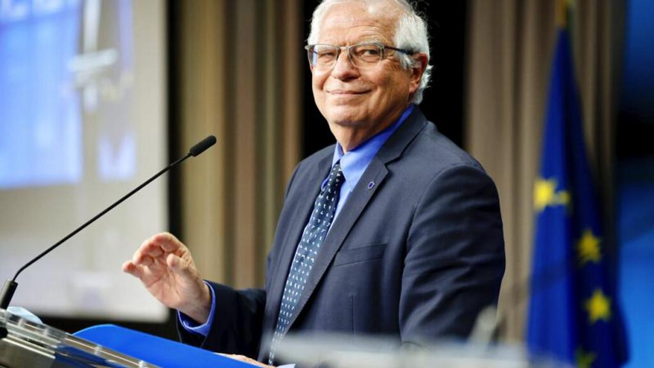 Albania and North Macedonia's EU membership bids must go ahead together, says Josep Borrell