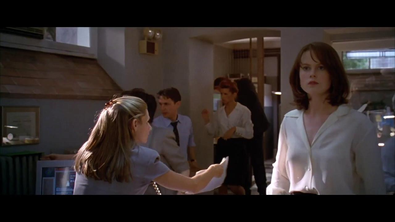 The Peacemaker Movie (1997) -  George Clooney, Nicole Kidman