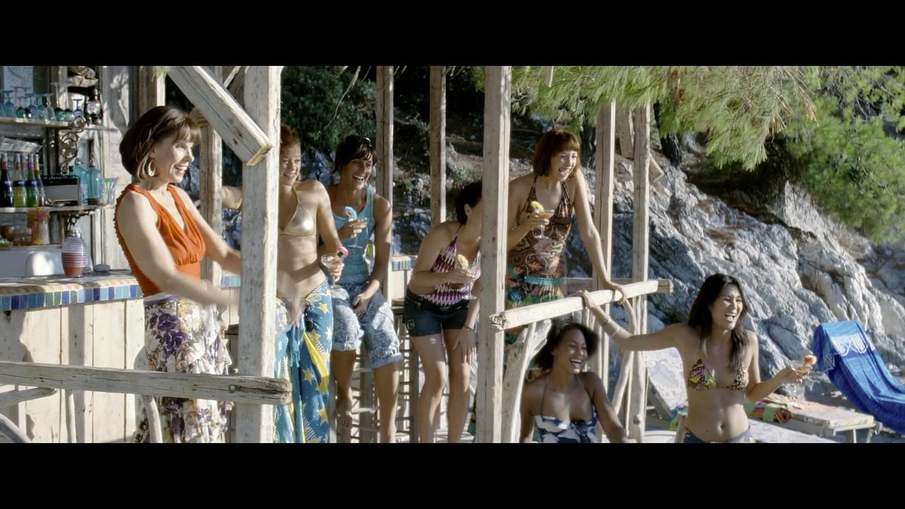 Mamma Mia Movie Clip -Does Your Mother Know?