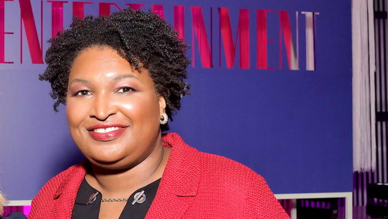 Stacey Abrams' Legal Thriller 'While Justice Sleeps' Sells for TV Adaptation   THR News