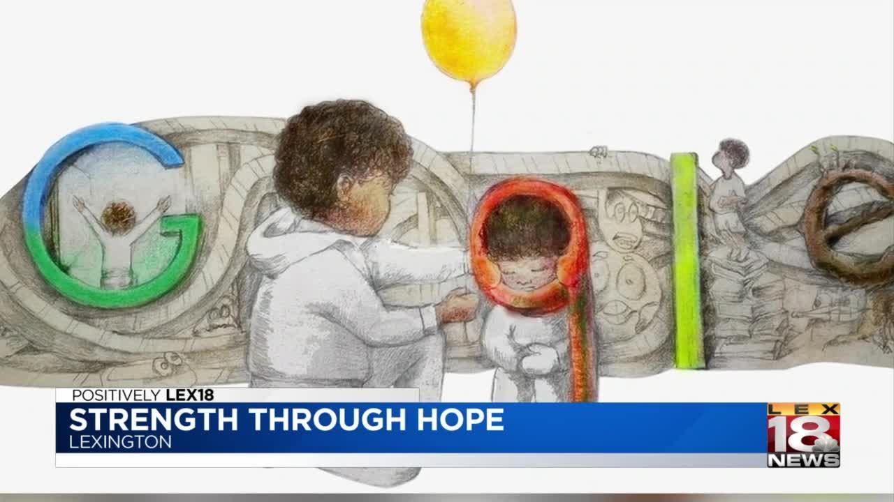 Positively LEX 18: Lexington teen a finalist for Doodle for Google competition