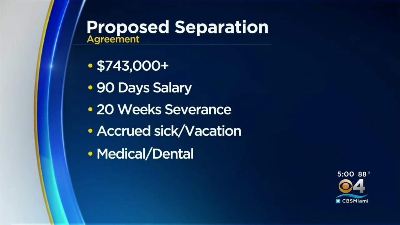 Superintendent Robert Runcie, Broward School Board Could Be Hours Away From Reaching Separation Agreement