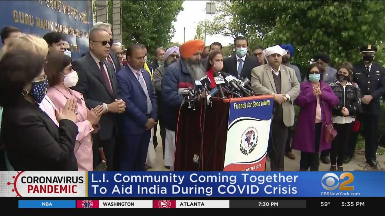 Local Organizations Going All Out To Combat COVID Crisis In India