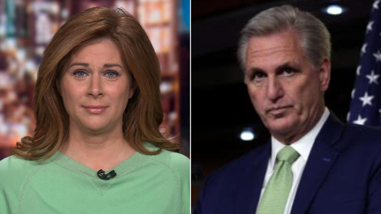Erin Burnett: Kevin McCarthy's 'big tent' is a lie