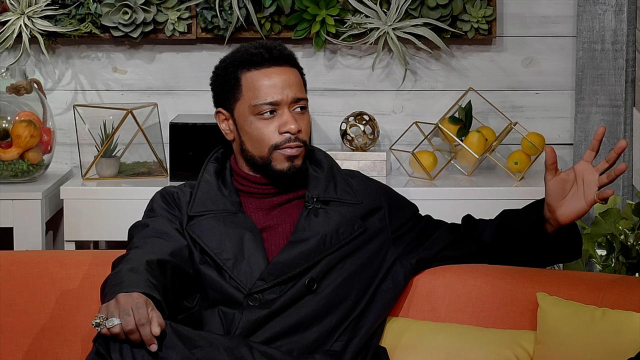 LaKeith Stanfield apologises for participating in chatroom broadcasting anti-Semitic speech