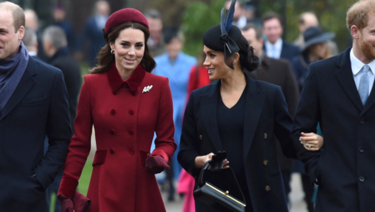 Prince Harry and Meghan Markle Pave the Royal Way for Prince William and Kate Middleton