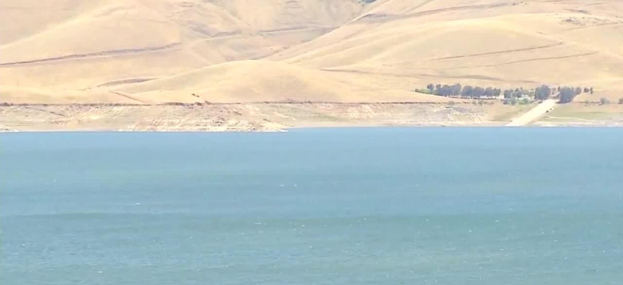 Drought-emergency declaration extended in California