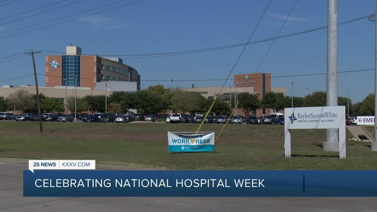 National Hospital Week 2021