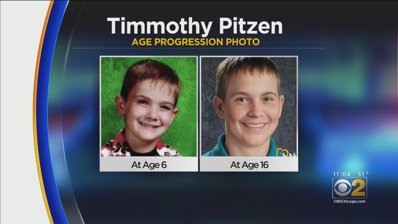 New Age Progression Image Of Missing Aurora Boy Timmothy Pitzen Released 10 Years After His Disappearance