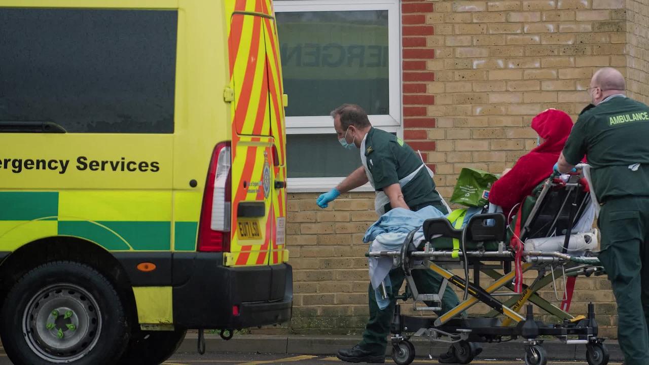 Coronavirus in numbers: UK deaths rise by 20