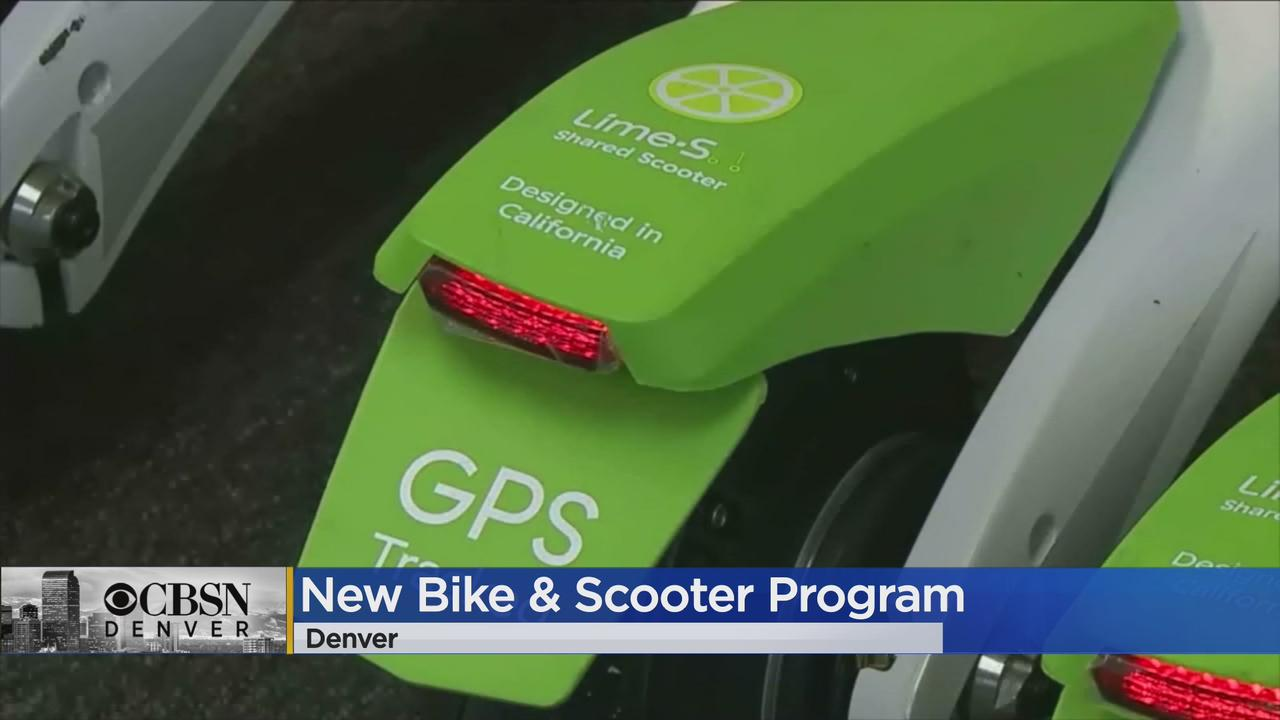 New Denver Bike And Electric Scooter Program Launches Tuesday