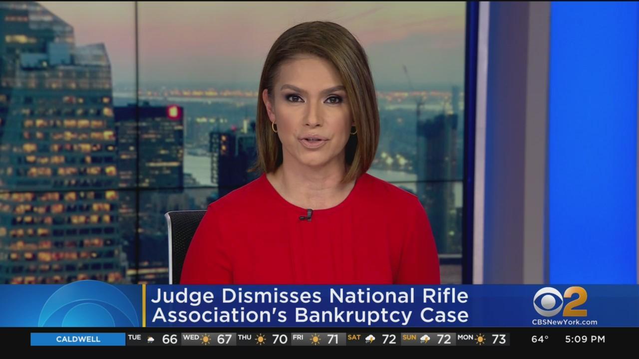 Judge Dismisses National Rifle Association's Bankruptcy Case
