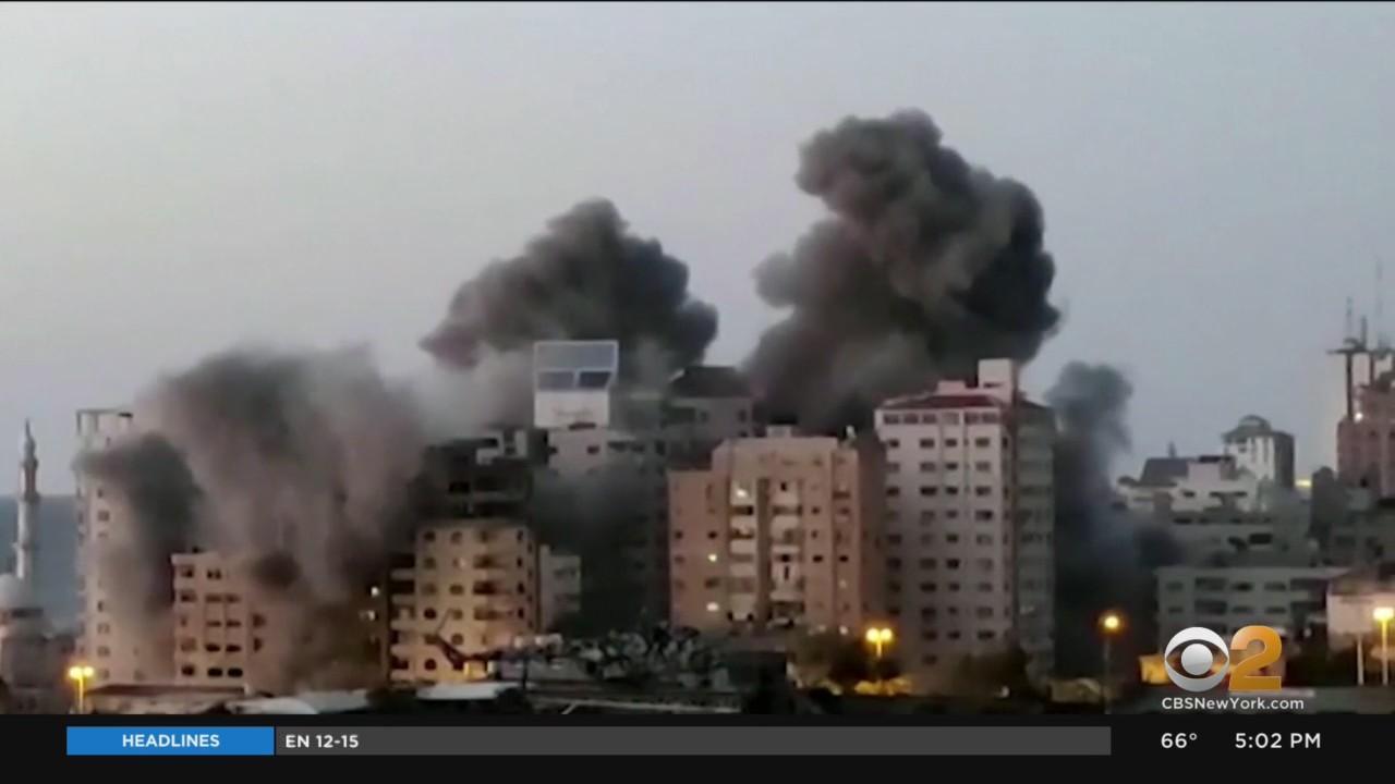 Violence Escalating Between Israel, Hamas