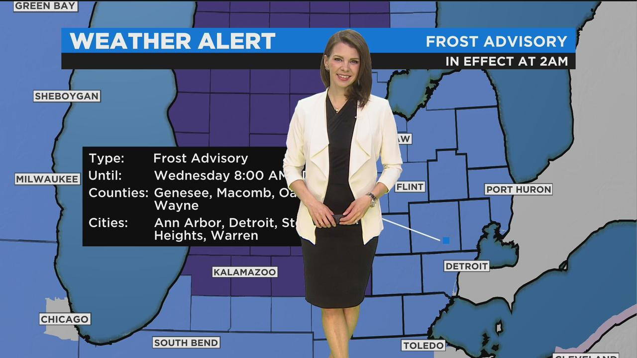 First Forecast Weather May 11, 2021 (Tonight)