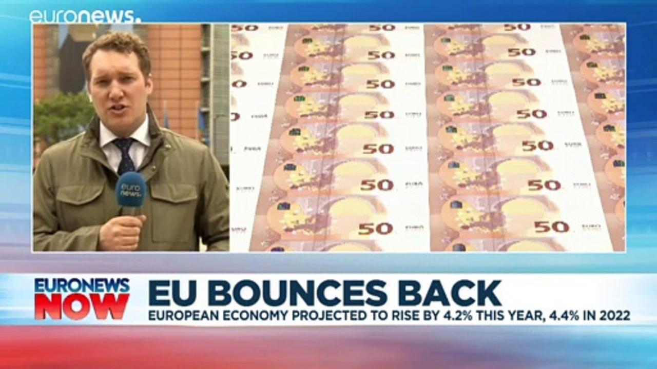 EU economy set to grow faster than expected thanks to vaccination