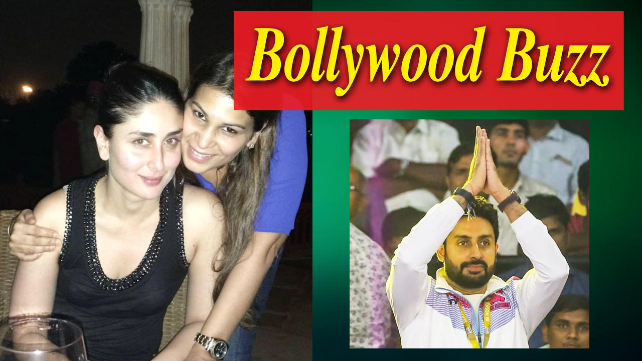 Kareena Kapoor pens a sweet birthday note for her manager | International Nurses Day: Abhishek salutes nurses efforts to fight C