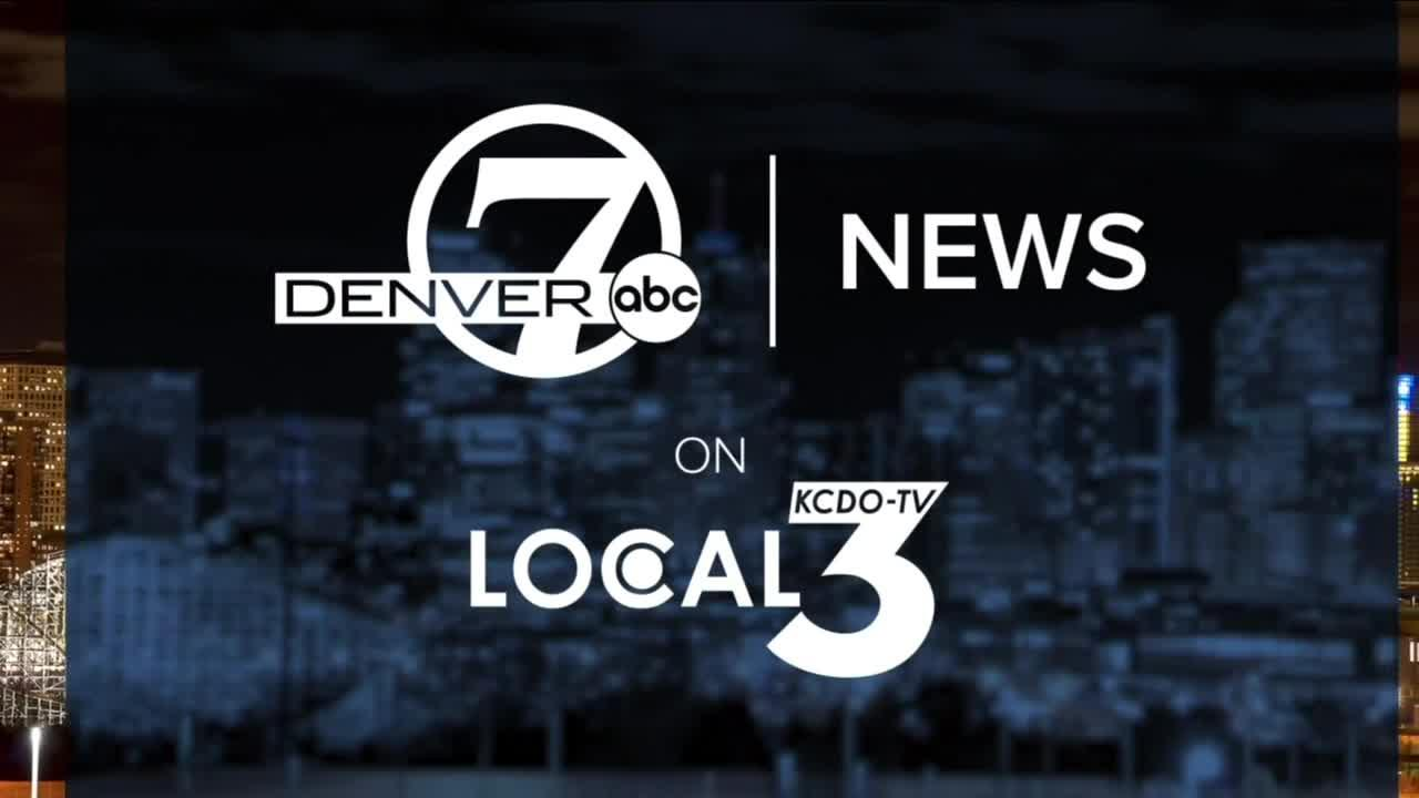 Denver7 News on Local3 8 PM   Tuesday, May 11