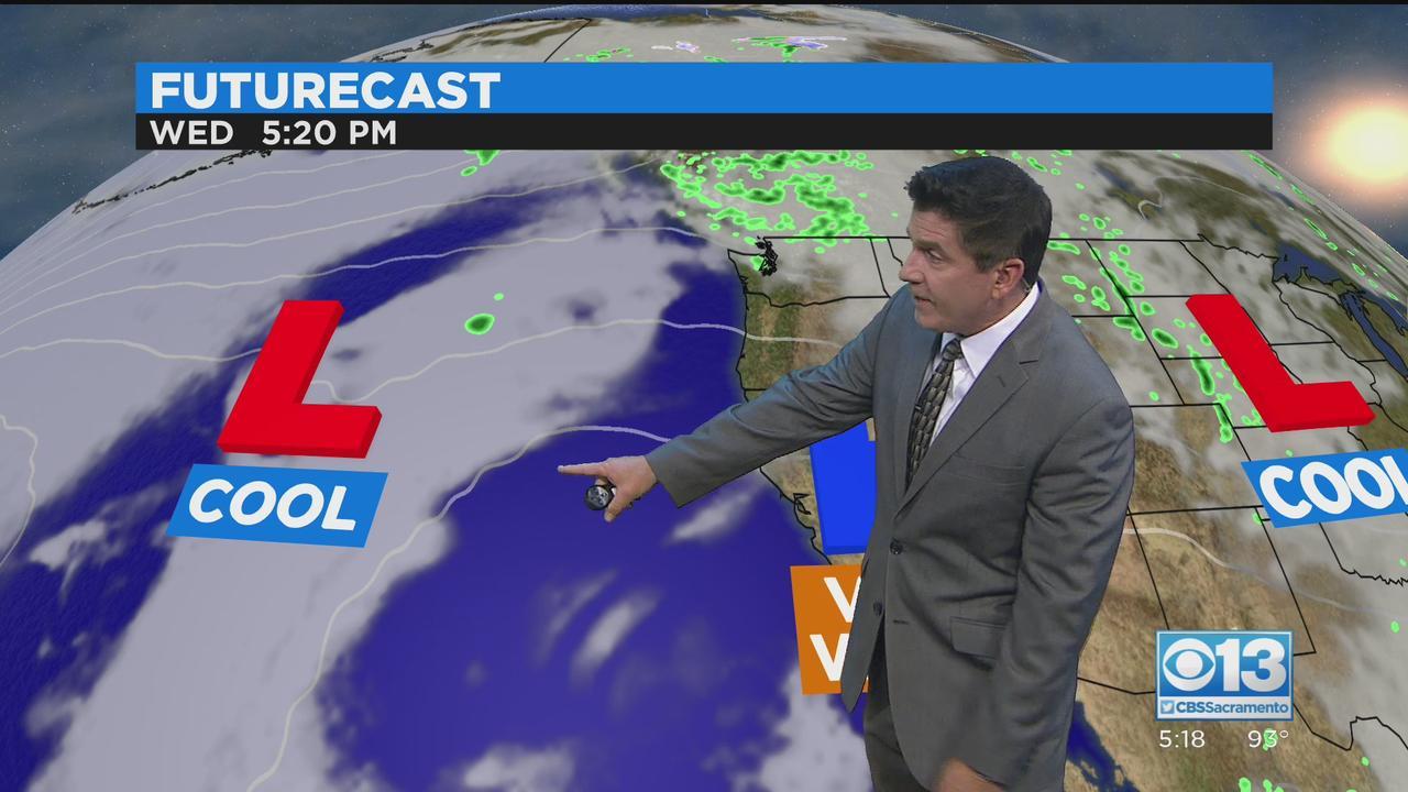 Evening Forecast - 5/11/21