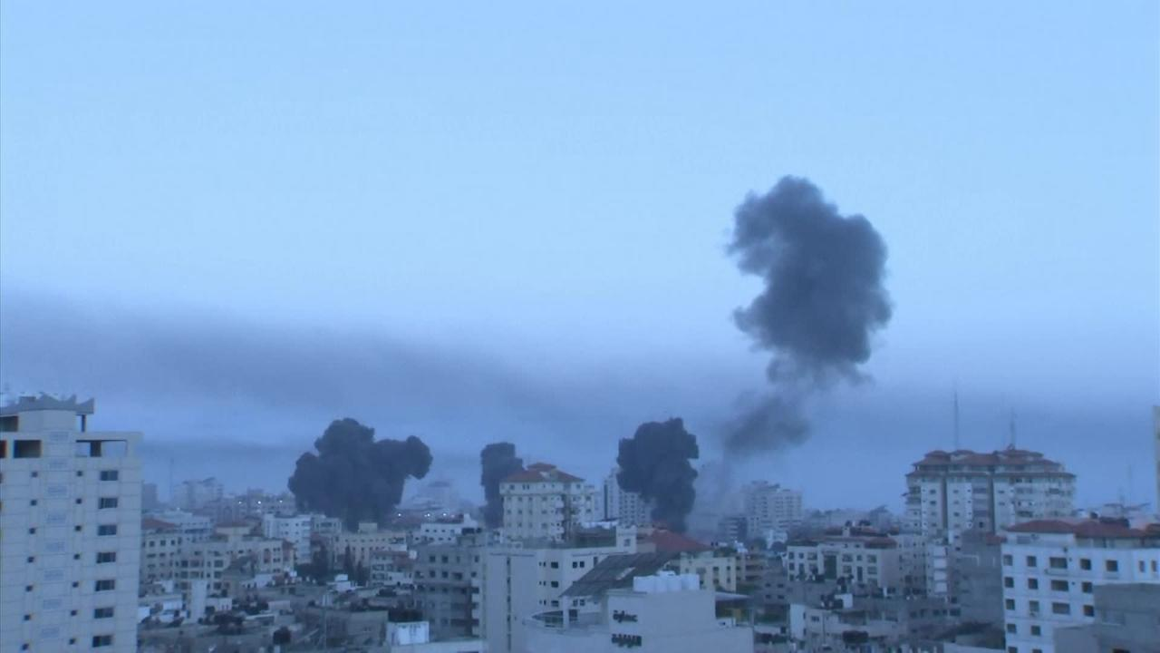 Further deaths as clashes escalate between Israel and Hamas
