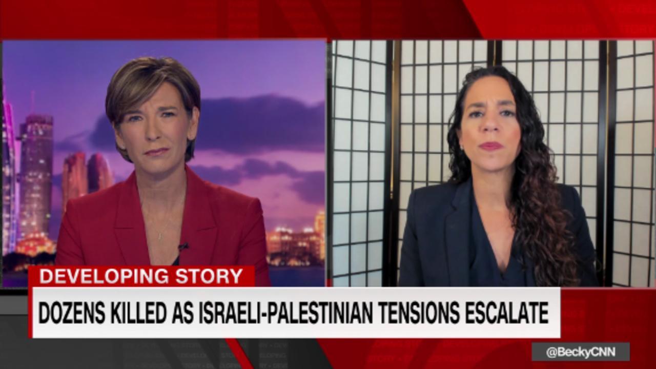 Noura Erakat: Palestinians feel dehumanized