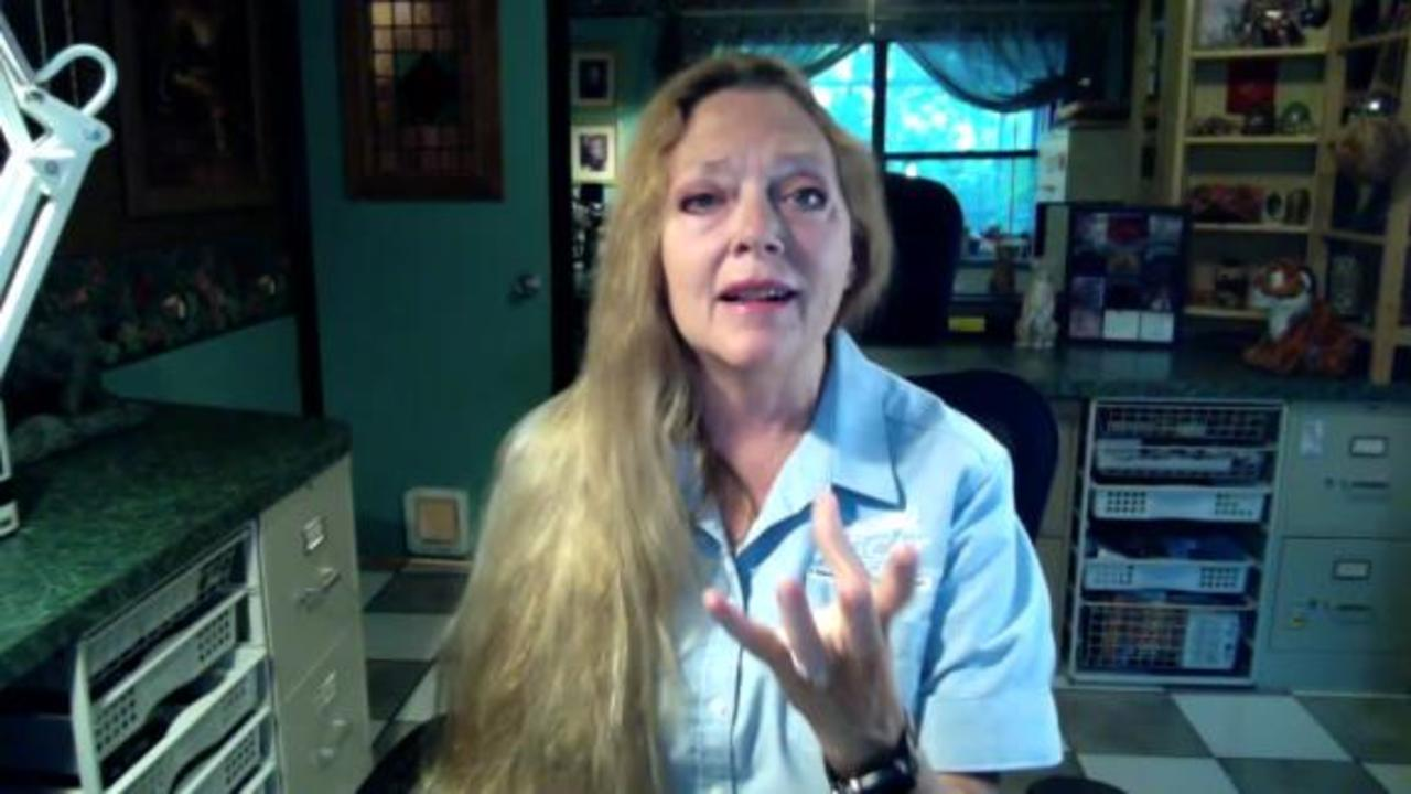 Carole Baskin weighs in on tiger on the loose in Houston