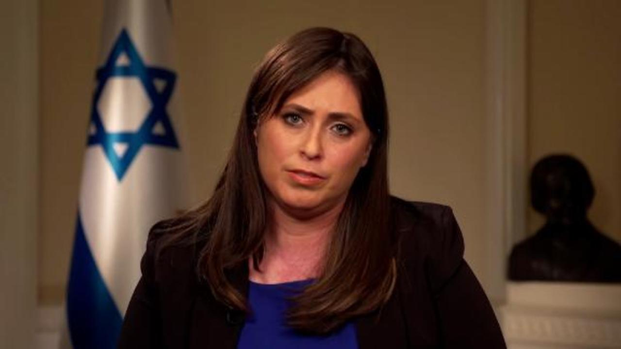 Israel diplomat: 'Our policy is to deescalate'