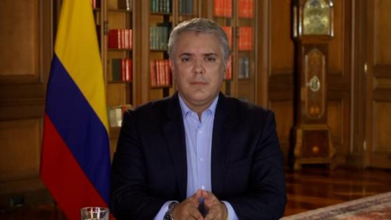 Iván Duque: Zero tolerance for police abuse