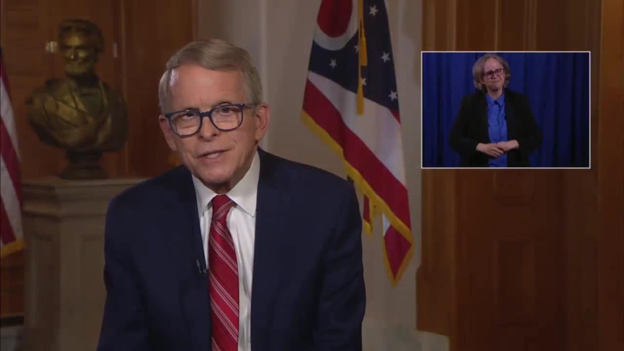 Gov. DeWine announces end of health orders, lotteries for vaccinated Ohioans