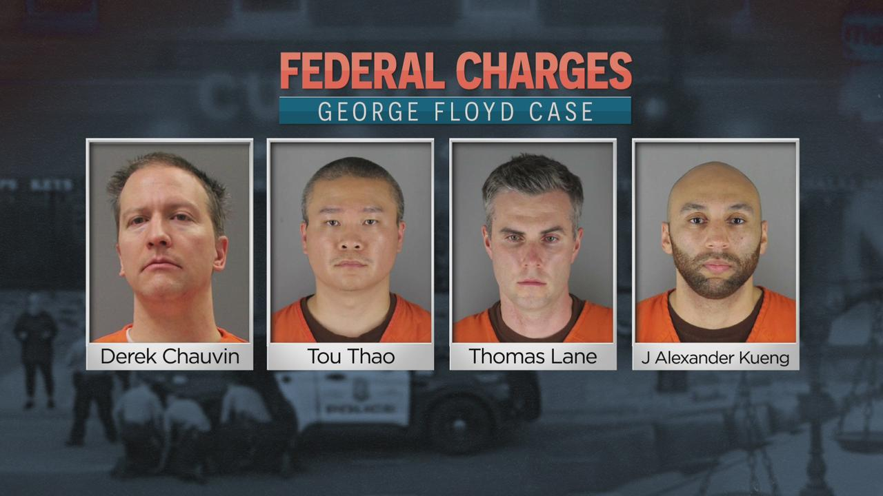 Sources: Minnesota Trial For 3 Other Officers In George Floyd Case Postponed Until 2022