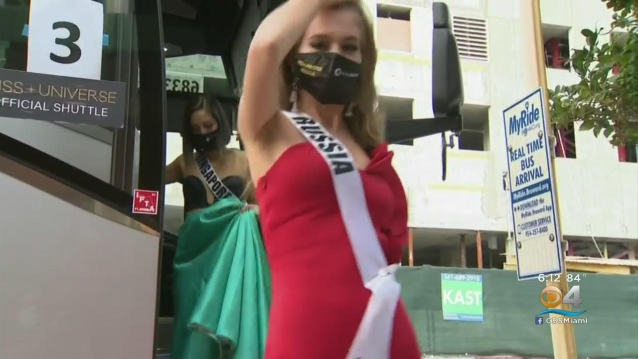 Miss Universe Contestants Already In Town For 2021 Pageant