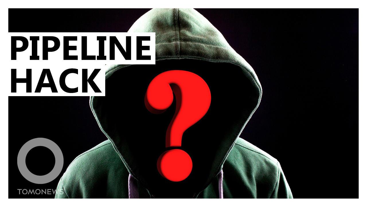 Hackers Force Shutdown of Major U.S. Pipeline