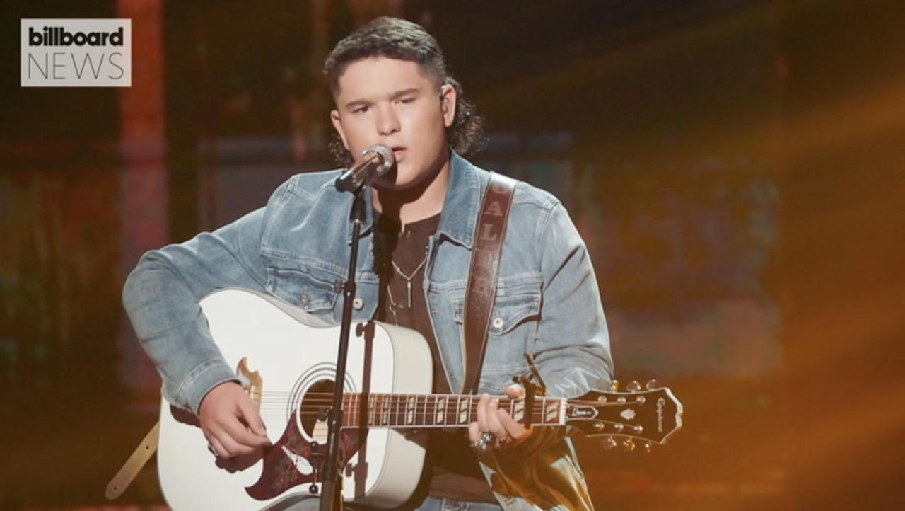 'American Idol' Contestant Caleb Kennedy Exits Competition Over Controversial Video   Billboard News