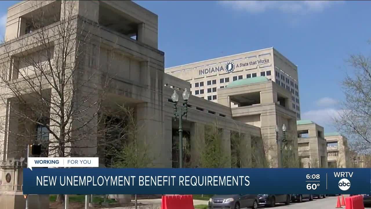 New Unemployment Benefit Requirements