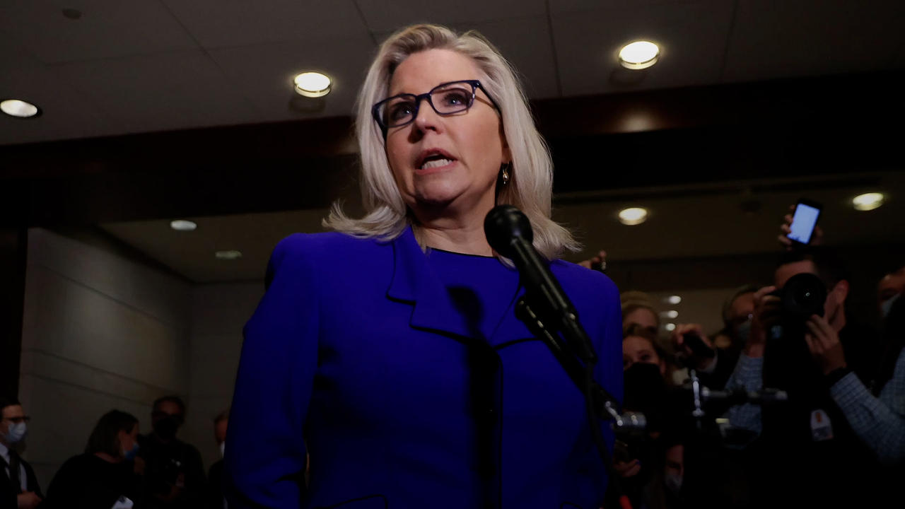 House GOP Expels Liz Cheney From Party Leadership Role