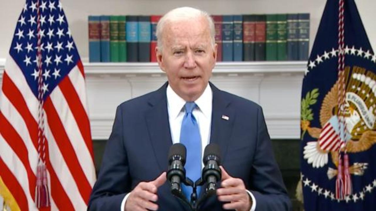 Biden issues warning to gas station owners on price gouging
