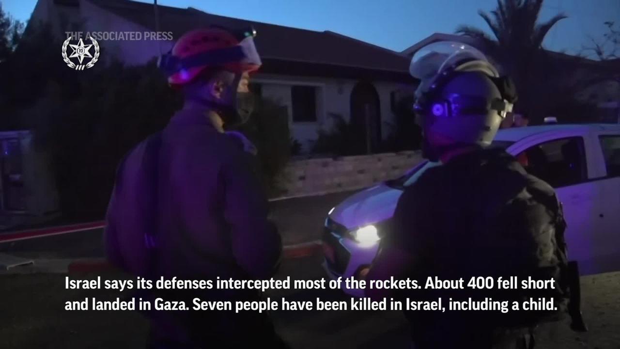 Deadly violence across Israel-Gaza border