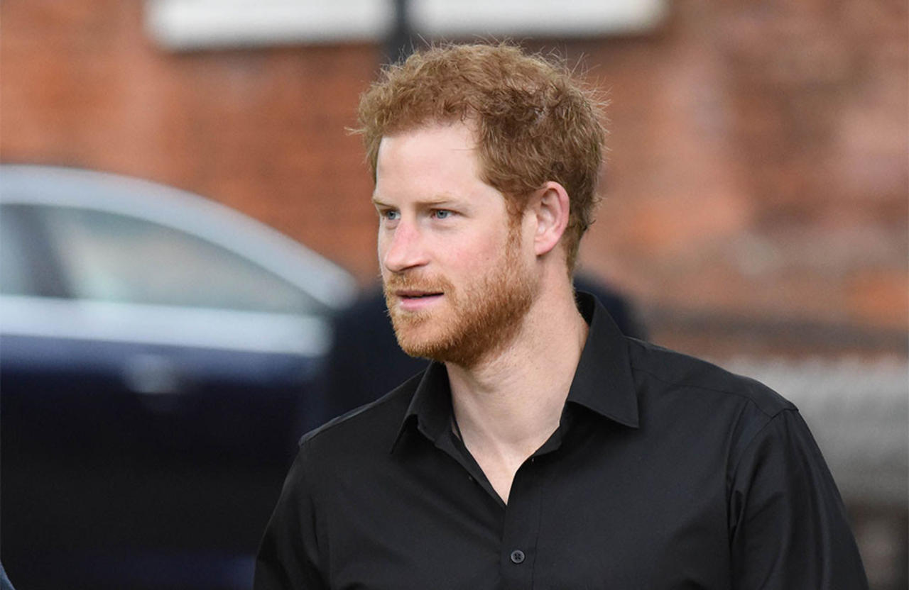 Why has Prince Harry compared his life to The Truman Show?