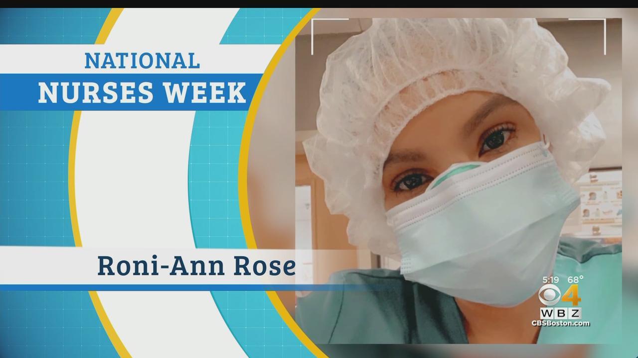 National Nurses Week: Roni-Ann Rose