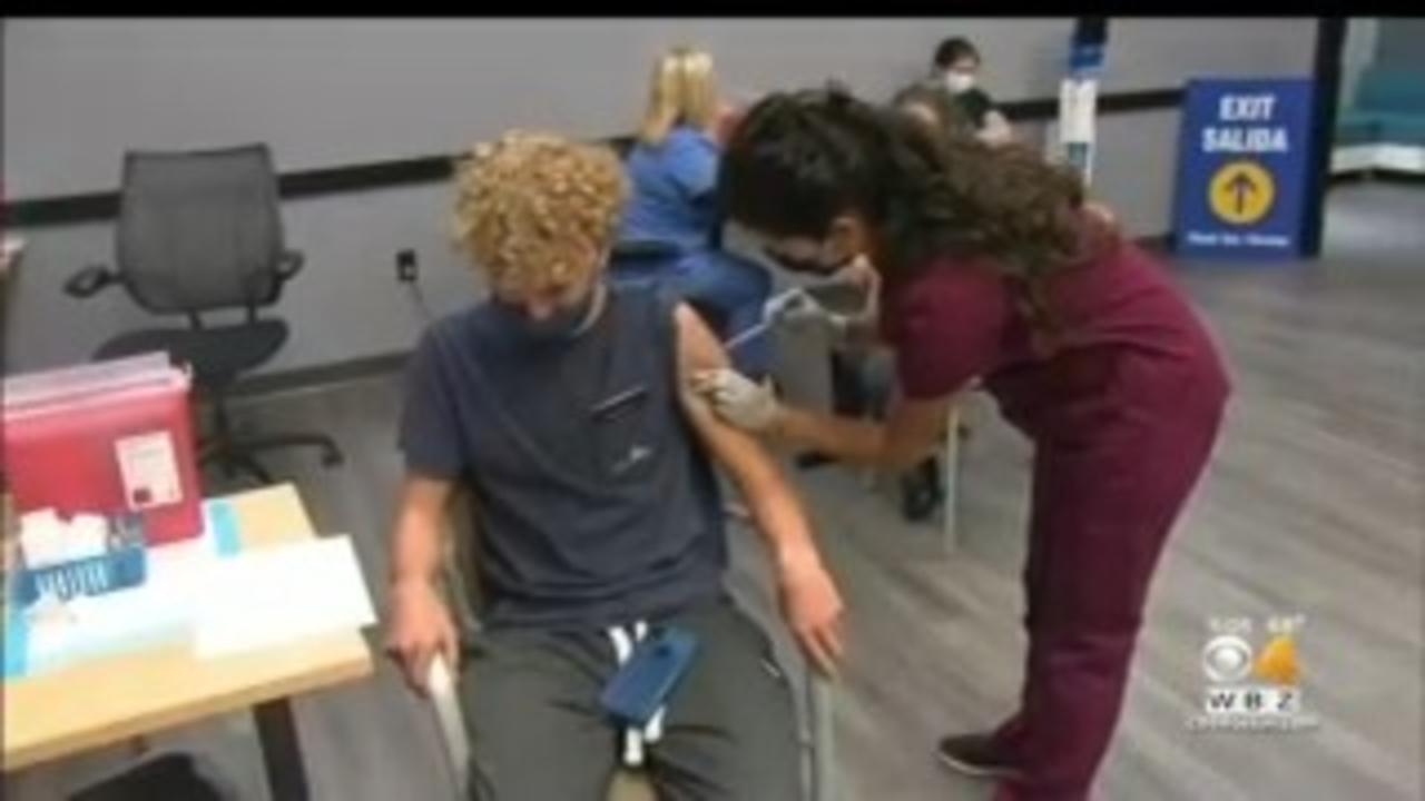 Vaccination Clinics Across Massachusetts Open Doors To Children 12-15