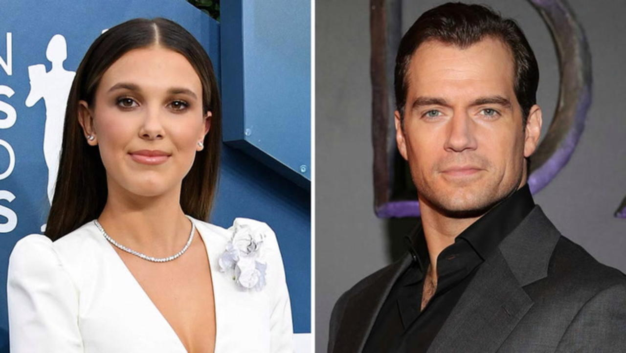 Millie Bobby Brown & Henry Cavill Returning For 'Enola Holmes' Sequel at Netflix | THR News