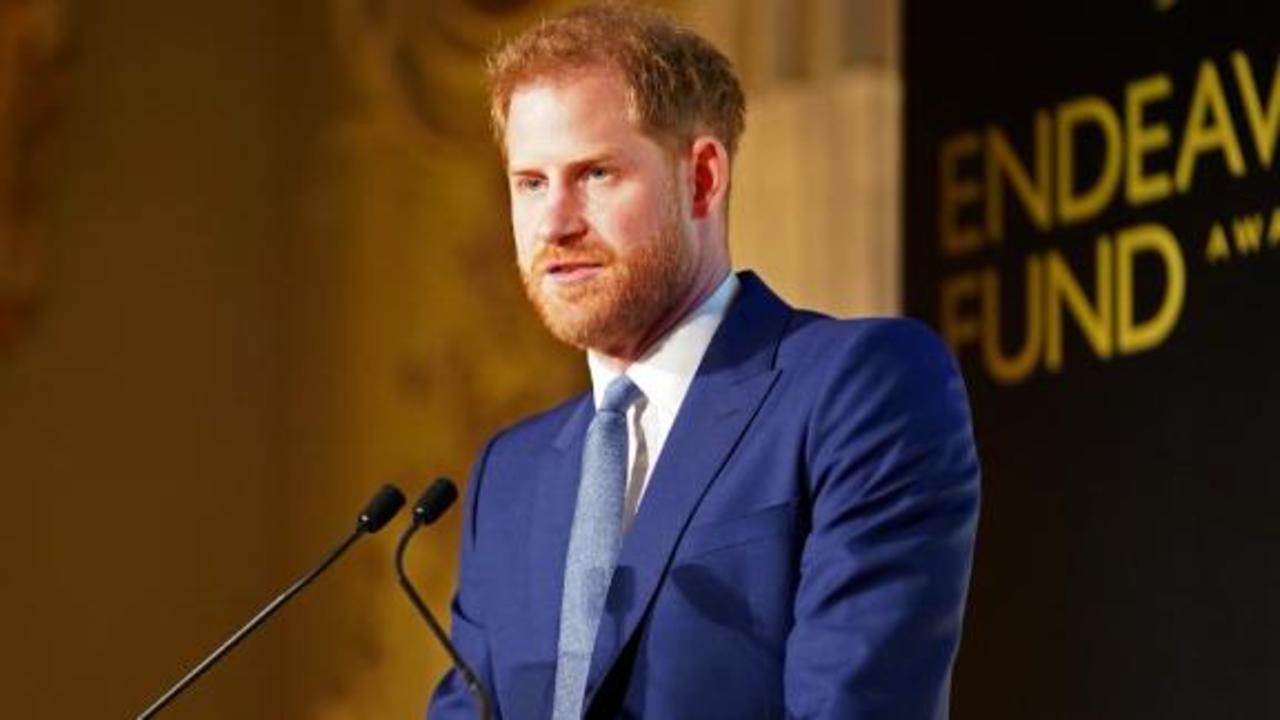 Prince Harry compares Royal life to Truman show