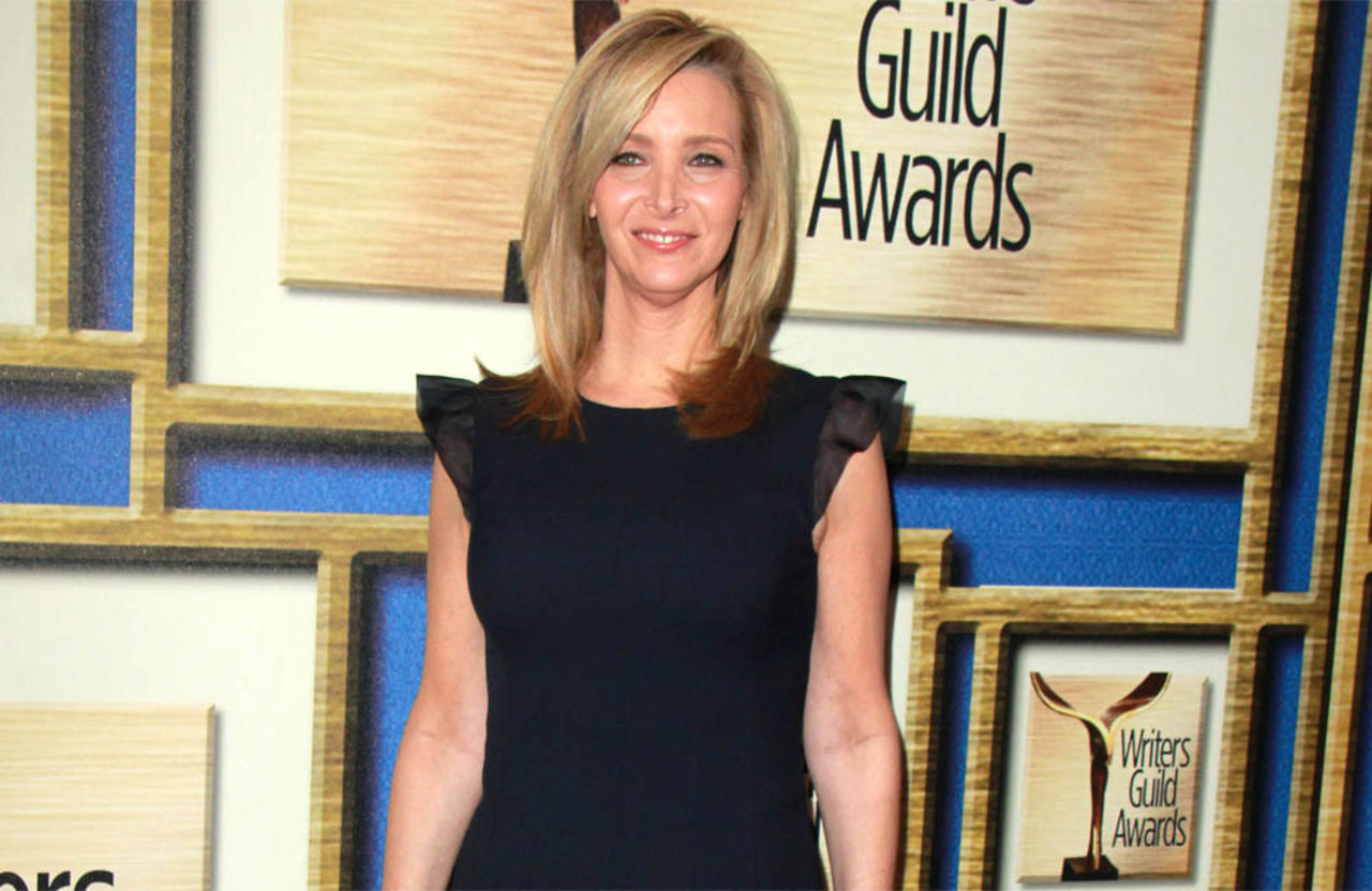 Lisa Kudrow's son called Jennifer Aniston 'mommy'