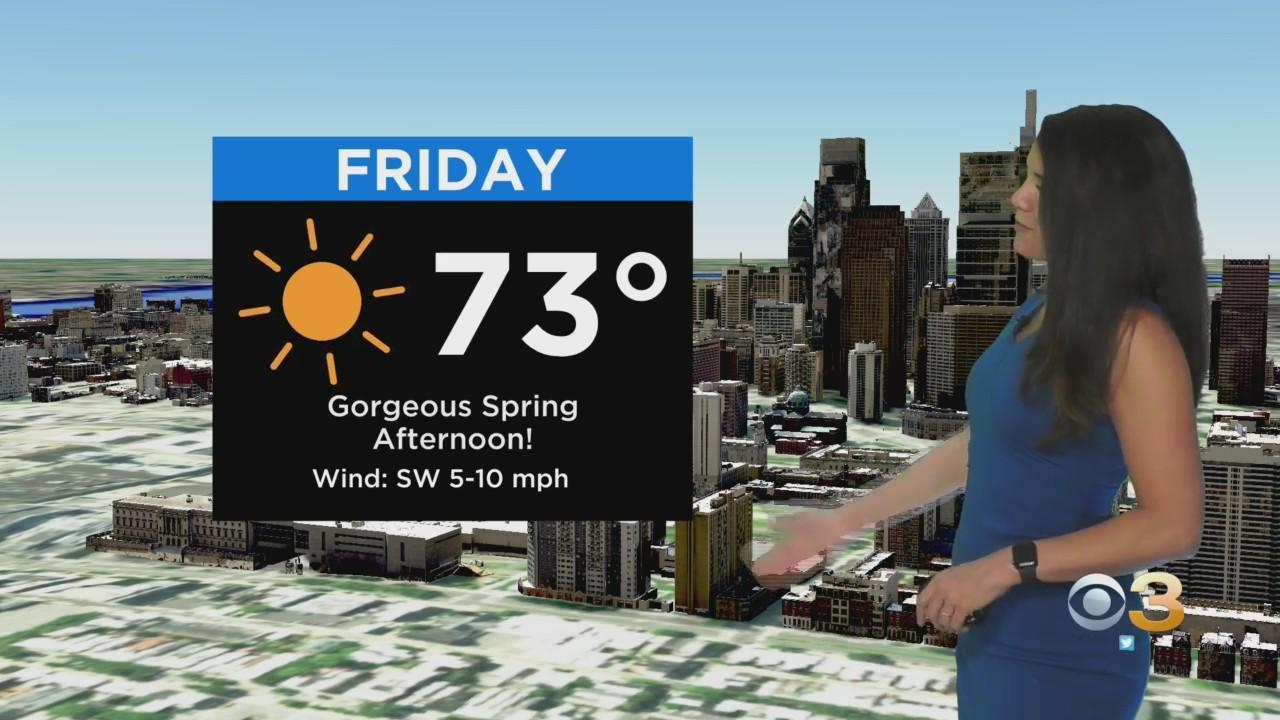 Philadelphia Weather: Fantastic Friday